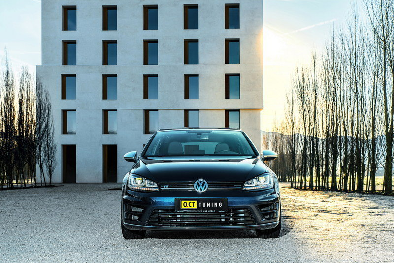 2016 Volkswagen Golf R Mk VII By O.CT Tuning High Resolution Exterior - image 679159