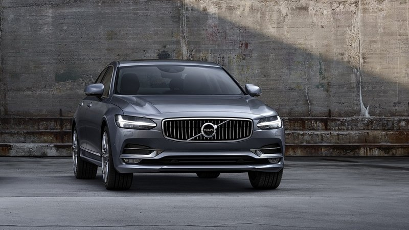 2016 Volvo S90 And V90 With Polestar Performance Optimization Package