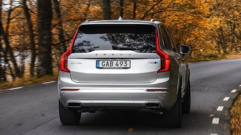 2016 Volvo XC90 T8 With Polestar Performance Optimisation Package