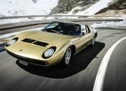 Lamborghini's Next Performance Car Could Draw Inspiration from the Legendary Miura - image 682019