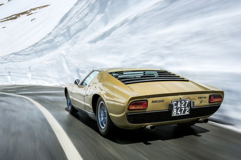 Lamborghini's Next Performance Car Could Draw Inspiration from the Legendary Miura High Resolution Exterior - image 681986