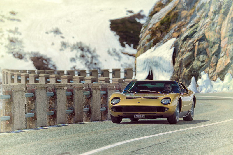 Lamborghini's Next Performance Car Could Draw Inspiration from the Legendary Miura