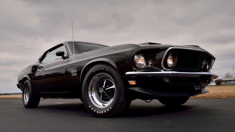 1969 Ford Mustang Boss 429 High Resolution Exterior - image 683171