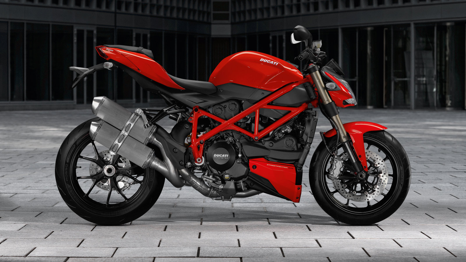 Ducati Monster S Top Speed