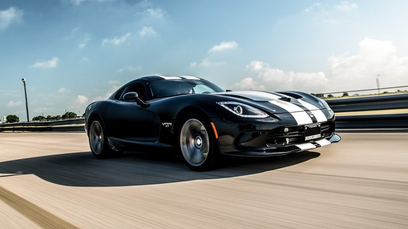 2016 Dodge Viper Venom 800 by Hennessey