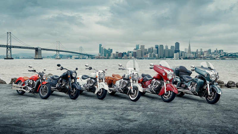 Indian Issues Recall For Thousands Of Thunderstroke Models Due To Fire Hazard