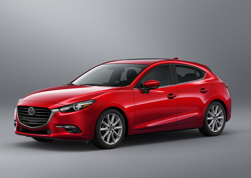 2016 - 2018 Mazda3 High Resolution Exterior - image 682532