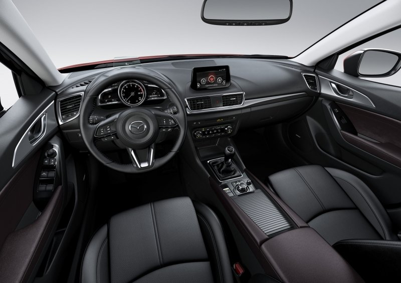 2016 - 2018 Mazda3 High Resolution Interior - image 682536