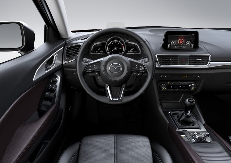2016 - 2018 Mazda3 High Resolution Interior - image 682537