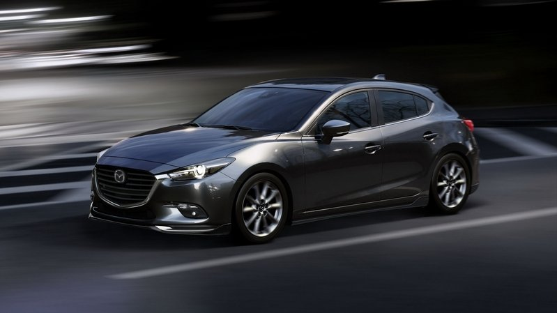 2016 - 2018 Mazda3 High Resolution Exterior Interior - image 682549