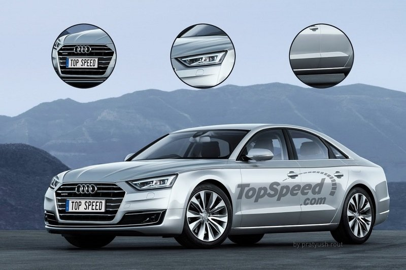 2018 audi a8 review top speed. Black Bedroom Furniture Sets. Home Design Ideas