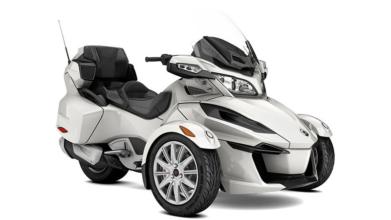 2016 - 2017 Can-Am Spyder RT
