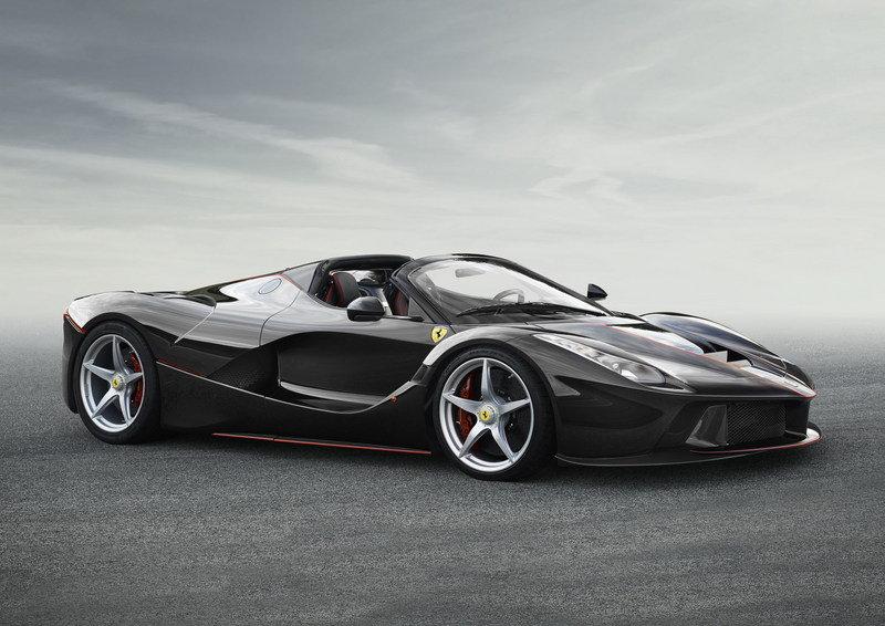 Ferrari LaFerrari Aperta Has Sold Out