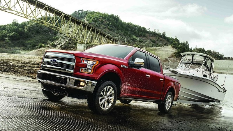 Ford Idling F-150, Transit Assembly Plant for One Week