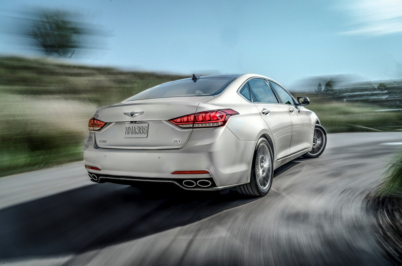 2017 genesis g80 picture 683373 car review top speed. Black Bedroom Furniture Sets. Home Design Ideas