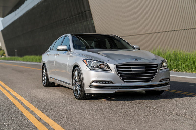 All Hyundai Dealerships Will Be Eligible to Sell Genesis Vehicles After All High Resolution Exterior - image 683380