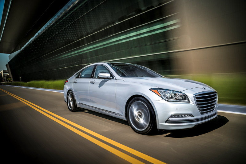 All Hyundai Dealerships Will Be Eligible to Sell Genesis Vehicles After All High Resolution Exterior - image 683384