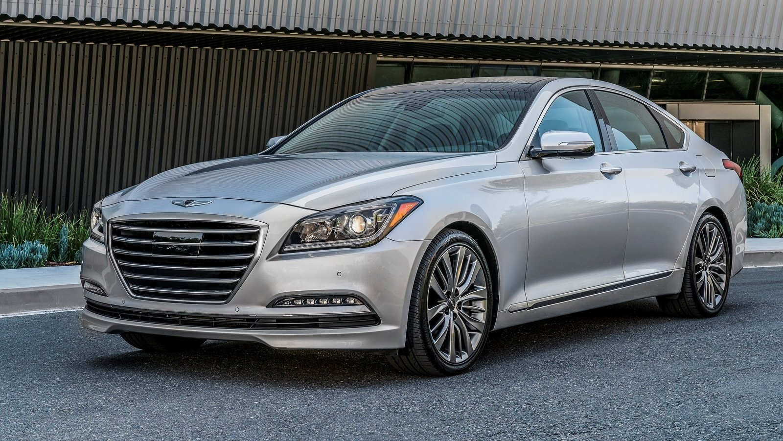 2017 Genesis G80 Review Top Speed