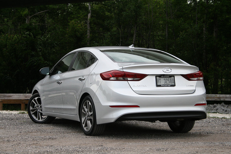 Simple 2017 Hyundai Elantra Limited  Driven Review  Top Speed