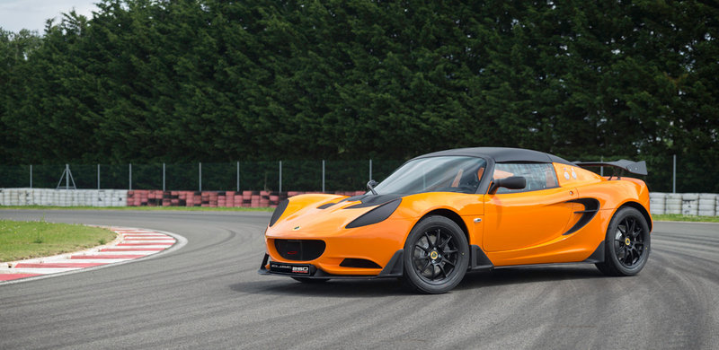 2017 Lotus Elise Race 250 High Resolution Exterior Press Releases - image 683686