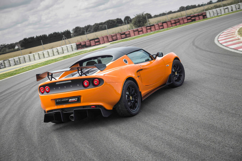 2017 Lotus Elise Race 250 High Resolution Exterior Press Releases - image 683687