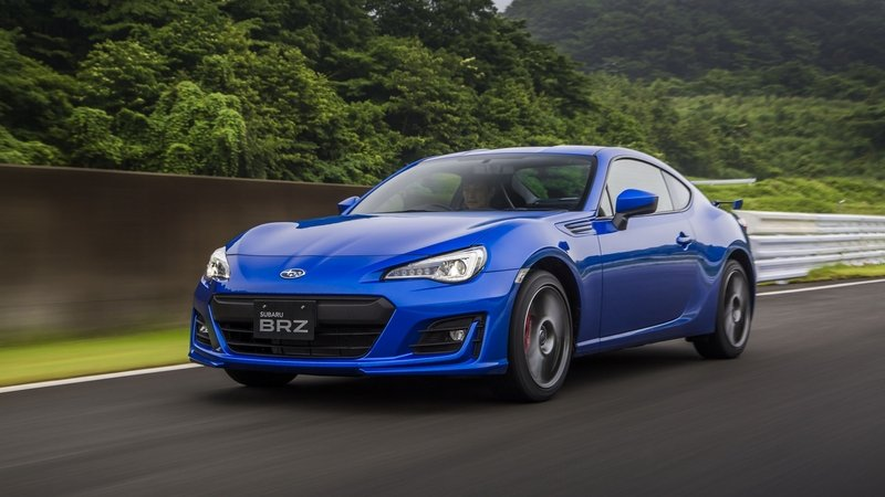 Say Goodbye To Those Dreams Of Seeing A Turbocharged Subaru BRZ