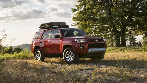 2017 toyota 4runner trd off road review top speed. Black Bedroom Furniture Sets. Home Design Ideas