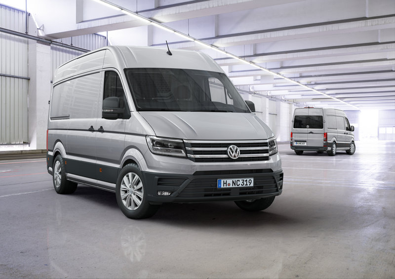 2017 Volkswagen Crafter High Resolution Exterior Wallpaper quality - image 683716