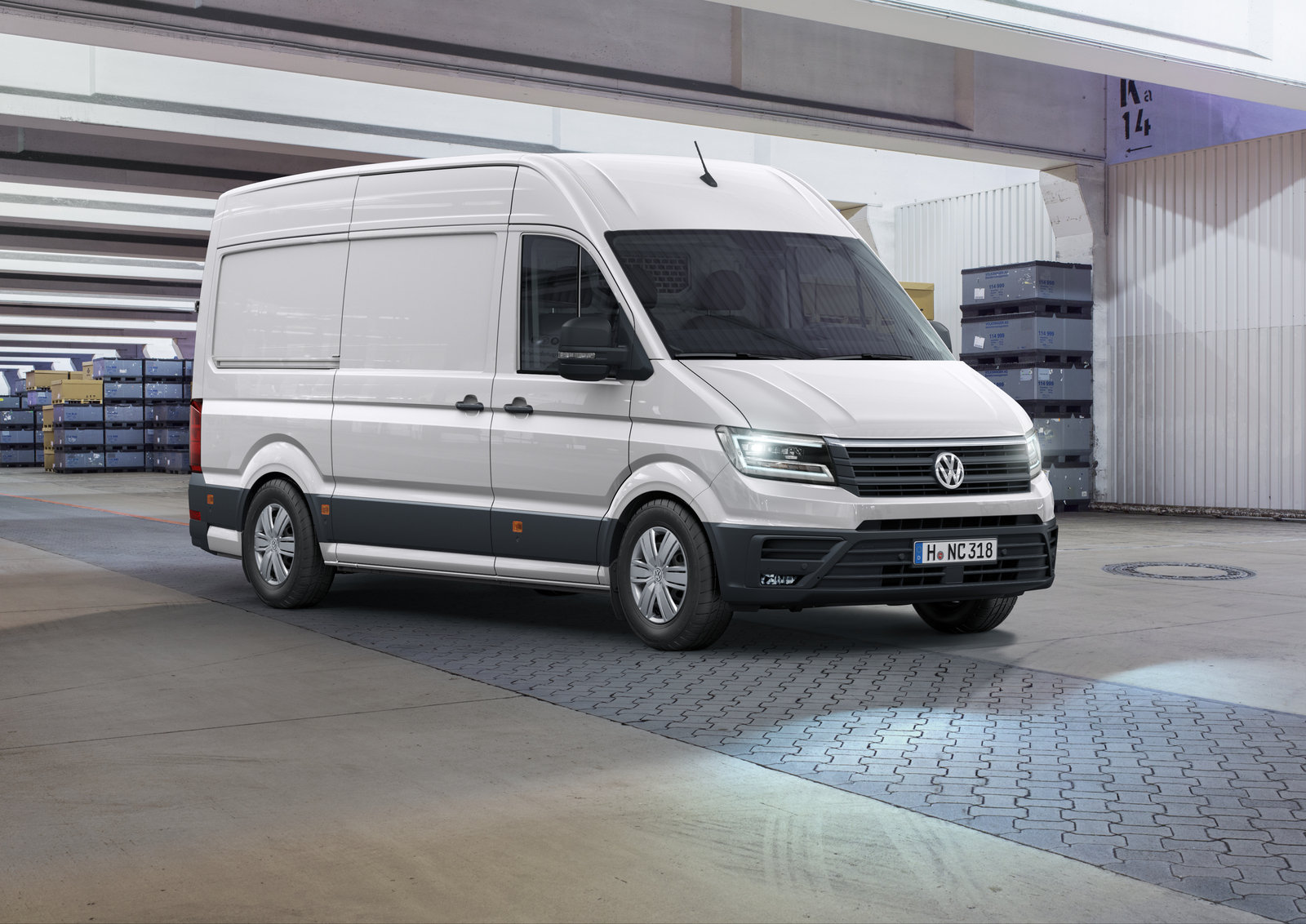 2017 volkswagen crafter picture 683718 truck review top speed