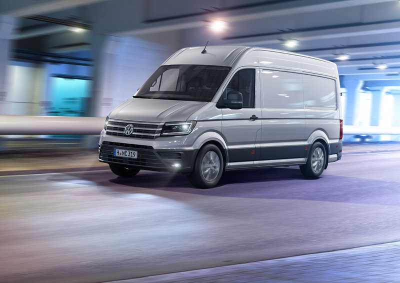 2017 Volkswagen Crafter High Resolution Exterior Wallpaper quality - image 683714