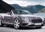 2018 Bentley Continental GTC - image 683047