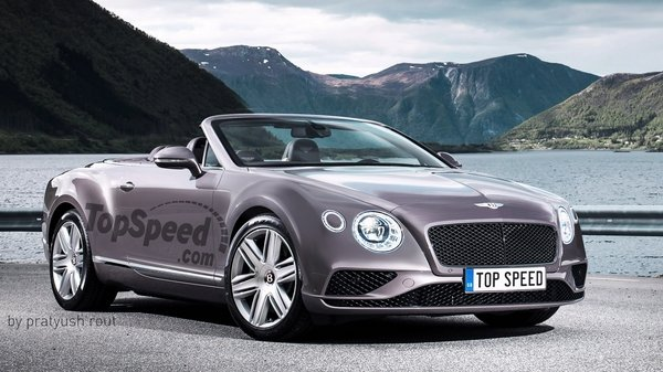 2018 Bentley Continental Gtc Car Review Top Speed
