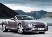 2018 Bentley Continental GTC - image 683045