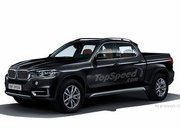 BMW X7 Pickup Could Be BMW's Answer to the Mercedes X-Class - image 683703