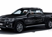 BMW X7 Pickup Could Be BMW's Answer to the Mercedes X-Class - image 683704