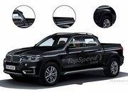 BMW X7 Pickup Could Be BMW's Answer to the Mercedes X-Class - image 683702