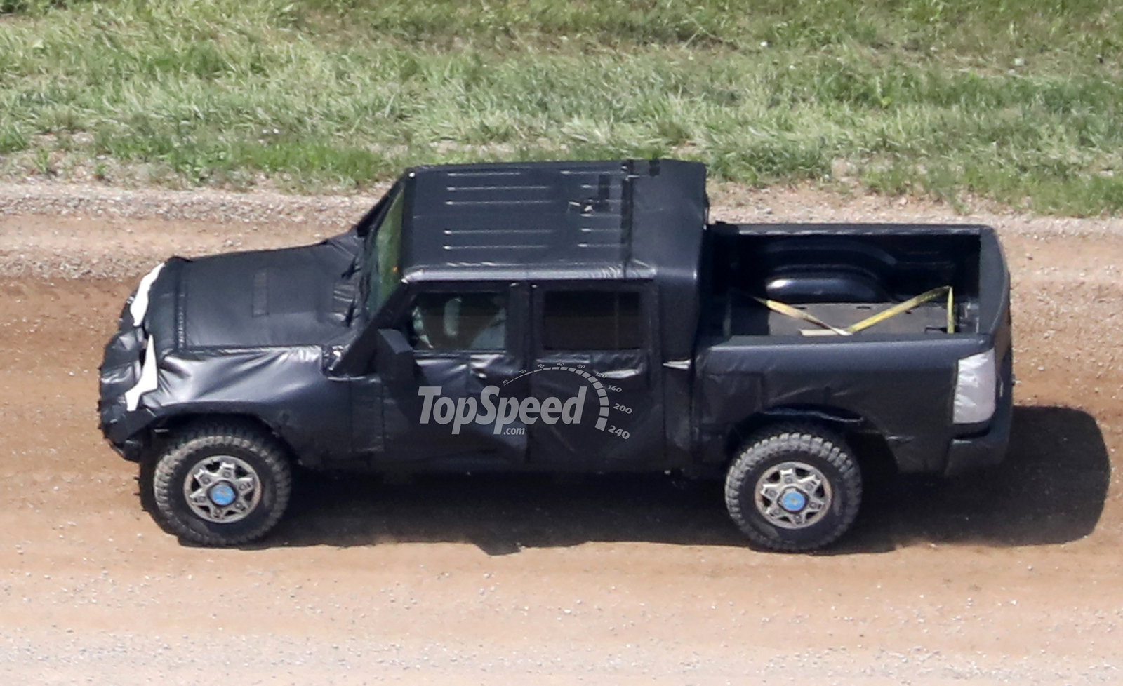 2018 Jeep Wrangler Pickup - Picture 683213 | truck review @ Top Speed
