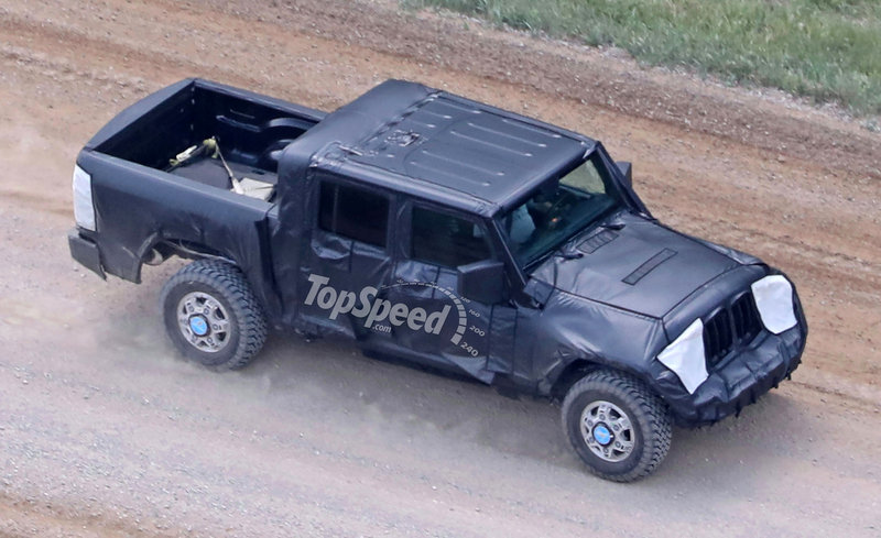 Here's Everything We Know About the Jeep Gladiator