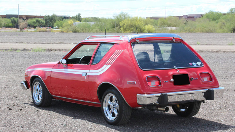 1977 AMC Gremlin High Resolution Exterior - image 683266