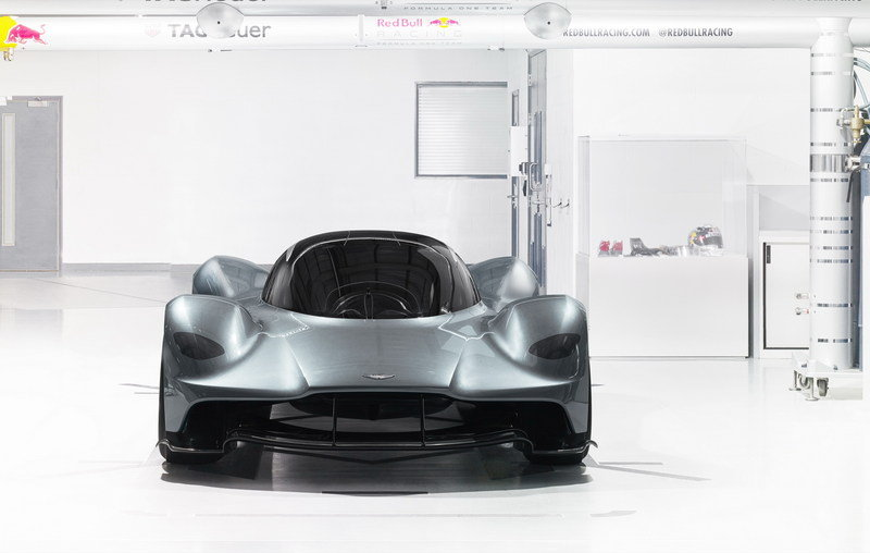 2018 Aston Martin AM-RB 001 High Resolution Exterior - image 681615