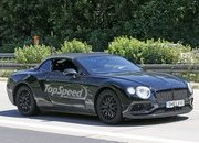 2018 Bentley Continental GTC - image 681746
