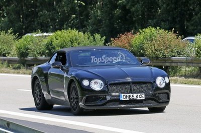 2018 Bentley Continental GTC - image 681739