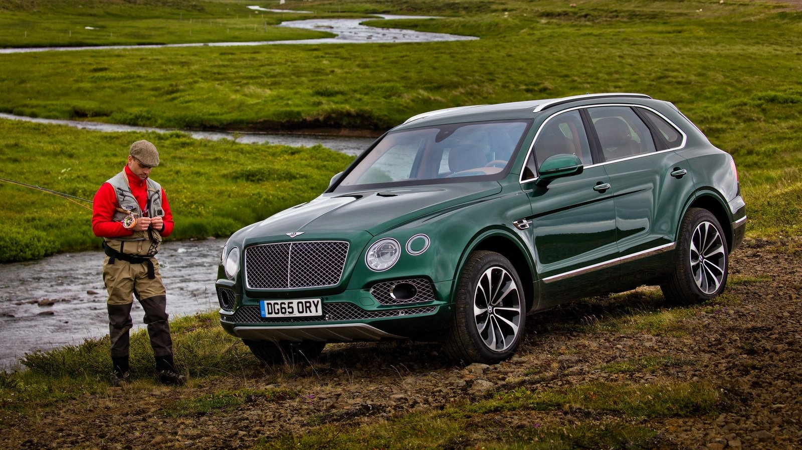 Bentley Bentayga Fly Fishing By Mulliner Top Speed