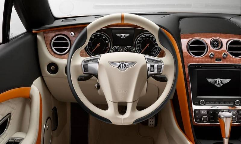 2016 Bentley Continental GT V8 S Convertible Orange Flame By Mulliner
