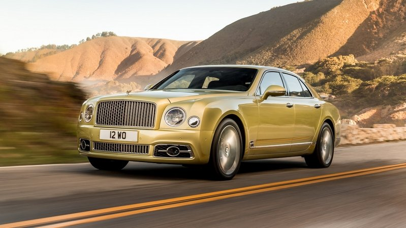 Bentley Looking At Electric Future For The Mulsanne