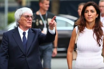 Bernie Ecclestone's Mother-In-Law Held For $36.5 Million Ransom