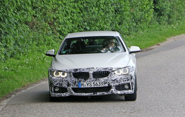 2017 Bmw 4 Series Convertible Car Review Top Speed
