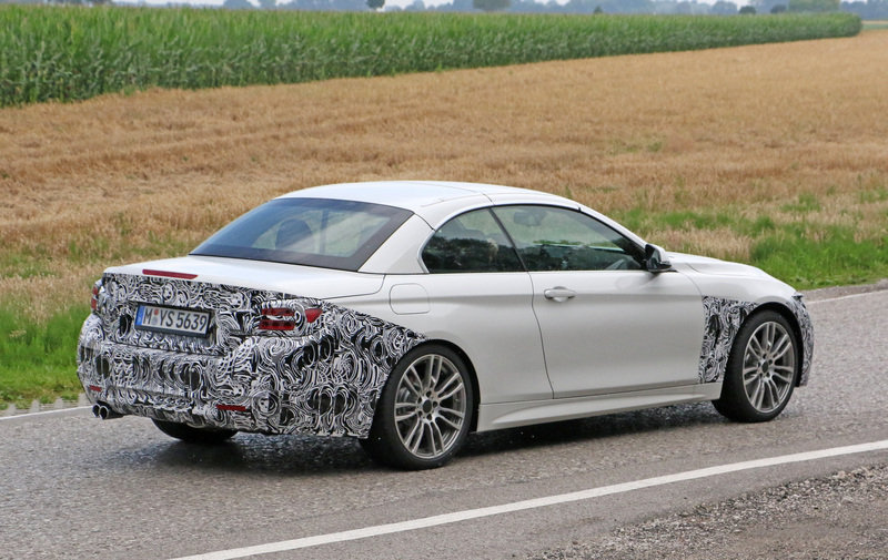 2018 BMW 4 Series Convertible