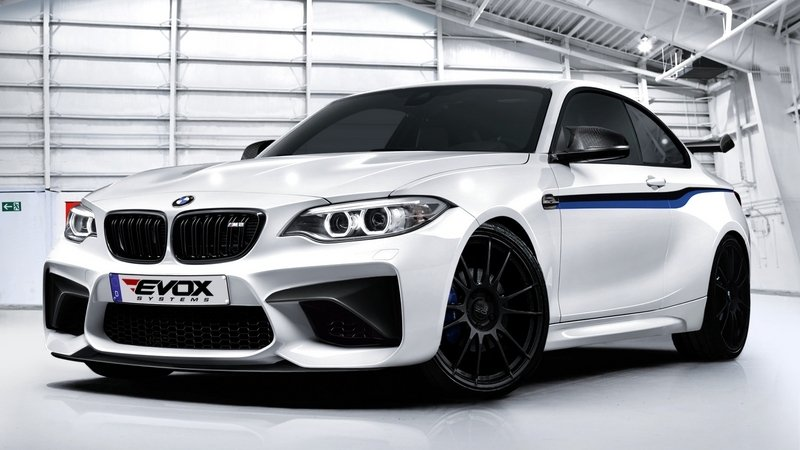 2016 BMW M2 by Alpha-N Performance