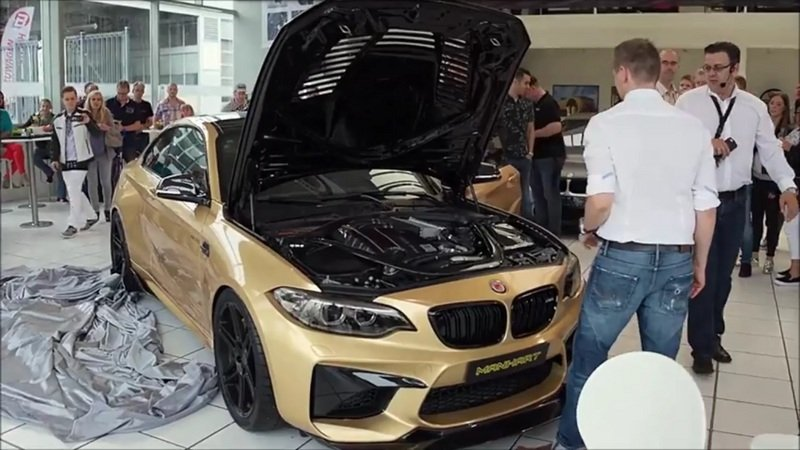 2016 BMW M2 by Manhart Racing - image 681470